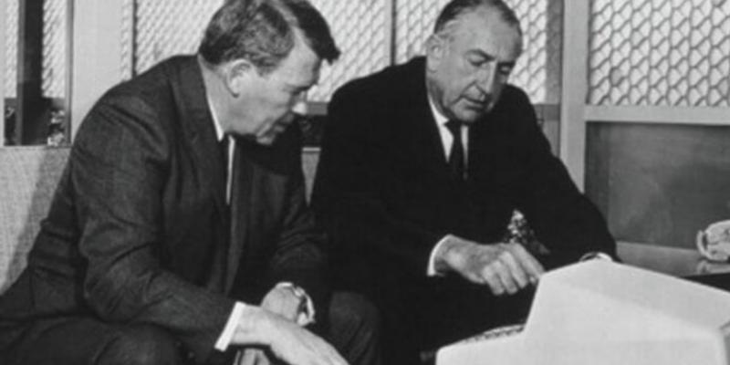 5. Bill Hewlett y Dave Packard: HP