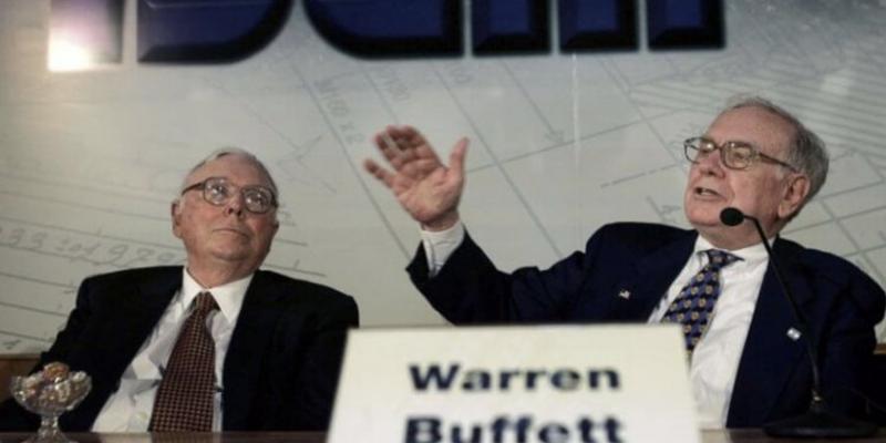 8. Warren Buffet y Charlie Munger: Berkshire Hathaway