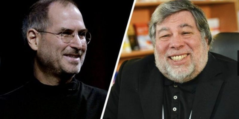 9. Steve Jobs y Steve Wozniak: Apple Inc.