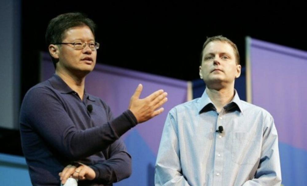 13. Jerry Yang y David Filo: Yahoo