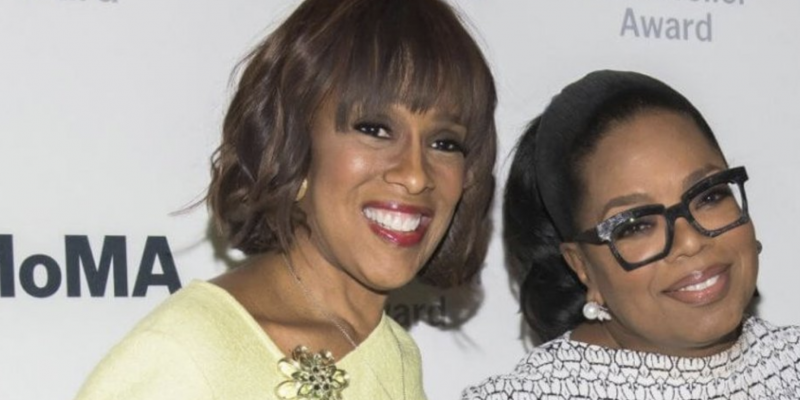 18. Oprah Winfrey y Gayle King: OWN Network