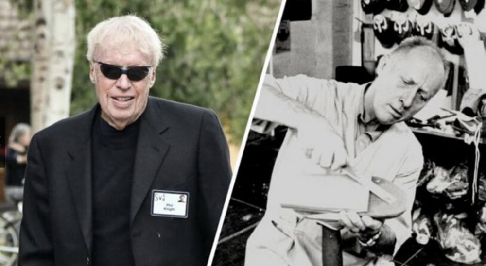 19. Bill Bowerman y Phil Knight: Nike