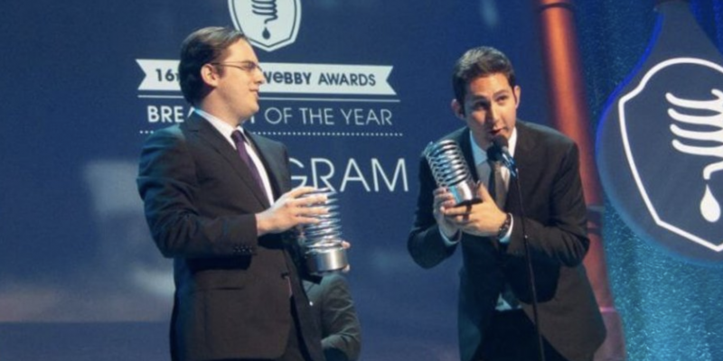 23. Mike Krieger y Kevin Systrom: Instagram