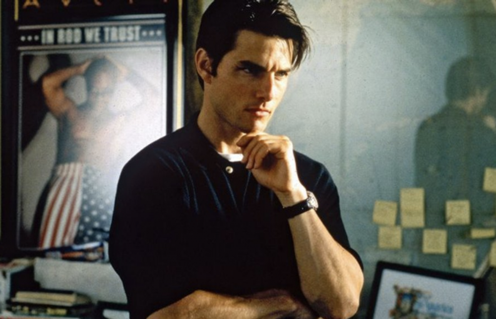 Jerry Maguire - Seduction and challenge (Jerry Maguire, 1996)