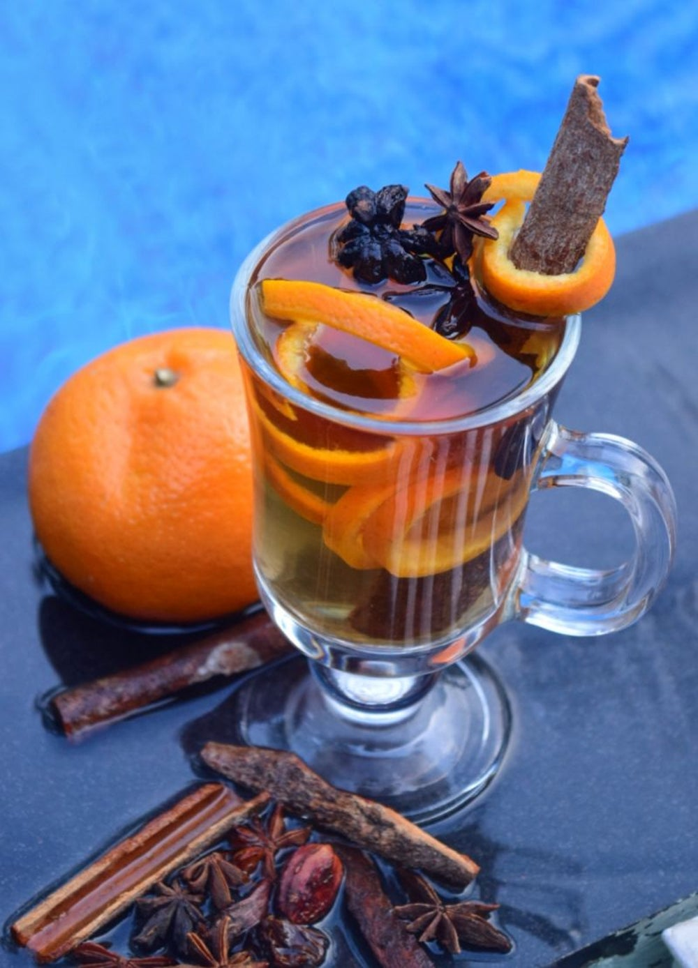 Sadhu - The Perfect Fall Drink