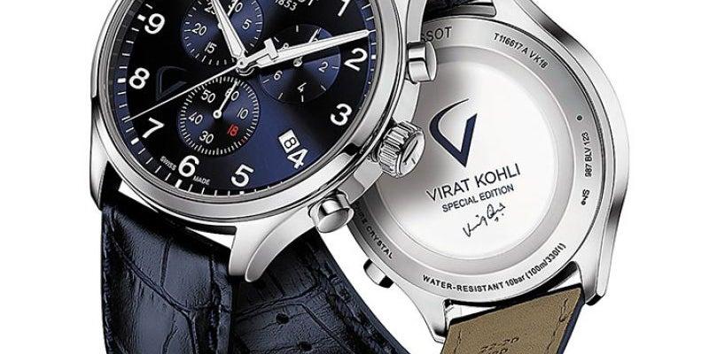 Tissot's Chrono XL Classic Virat Kohli Special Edition