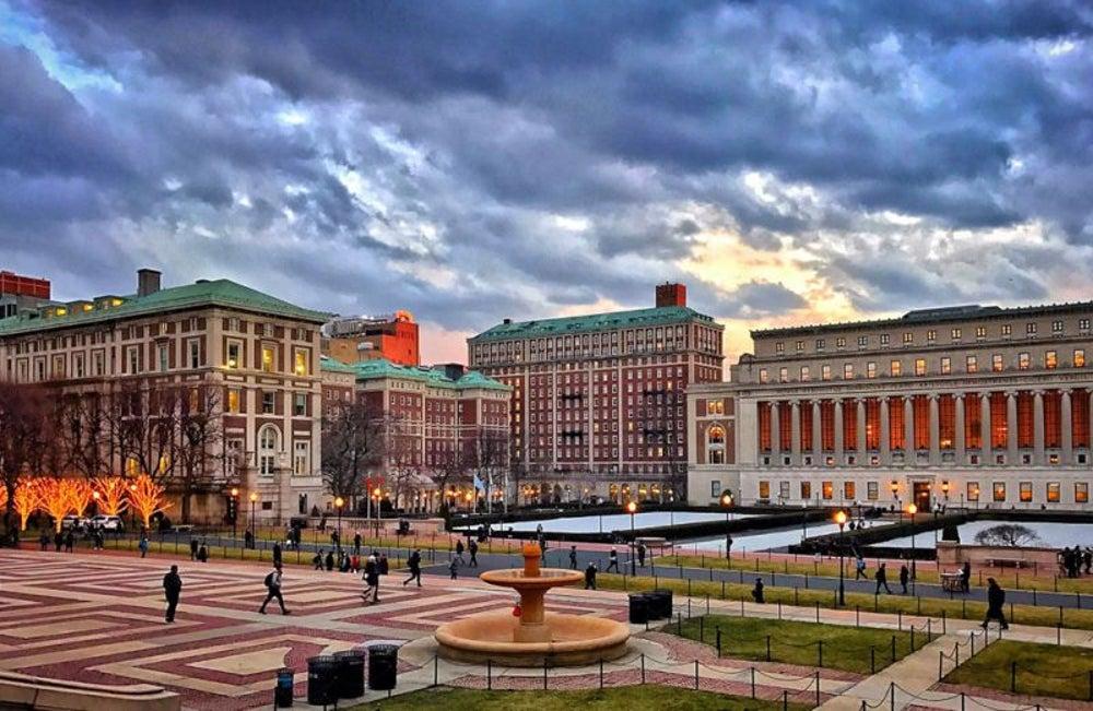5. Columbia University