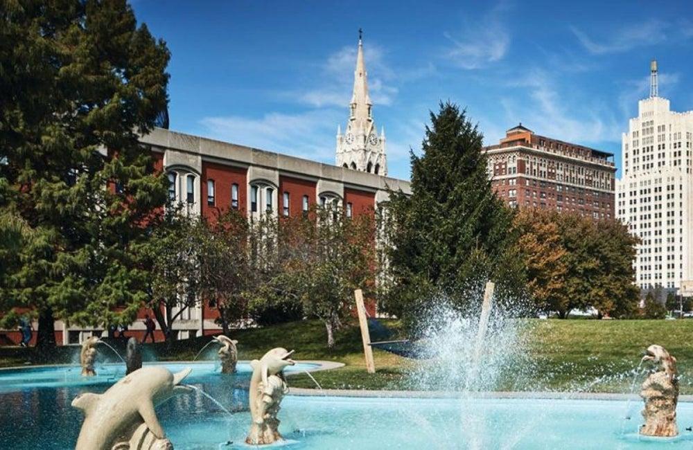 21. Saint Louis University