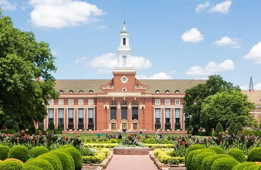 24. Oklahoma State University