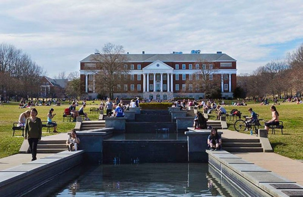 25. University of Maryland