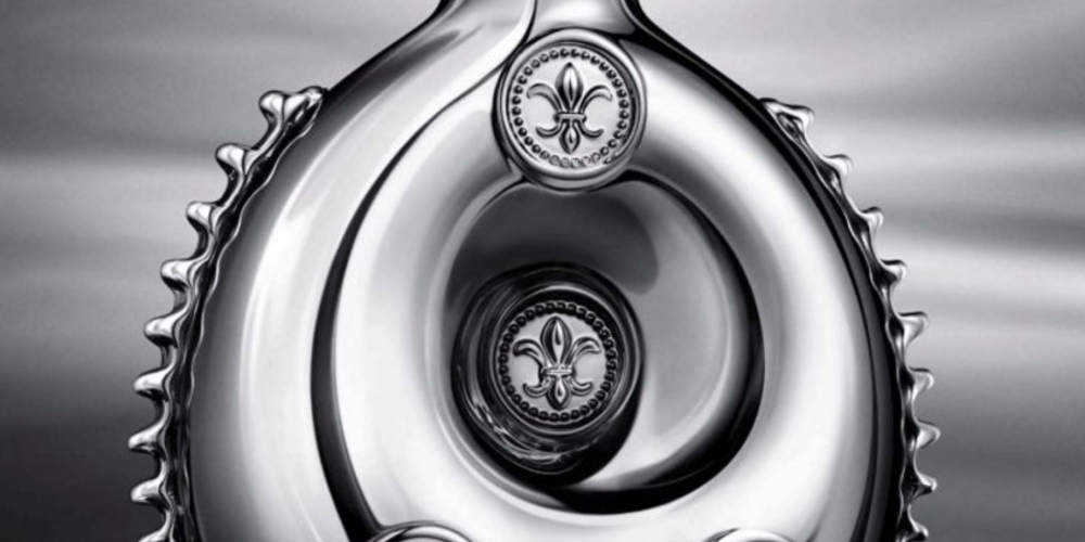 1. Perla Negra Remy Martin Louis XIII a 165,000 dólares (3.3 millones de pesos)