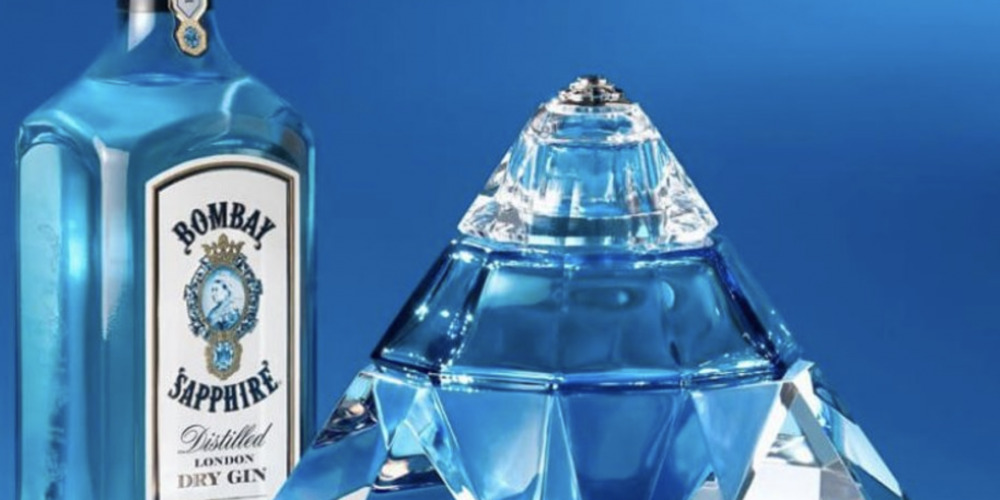 3. Bombay Sapphire Revelation a 200,000 dólares (4 millones de pesos)