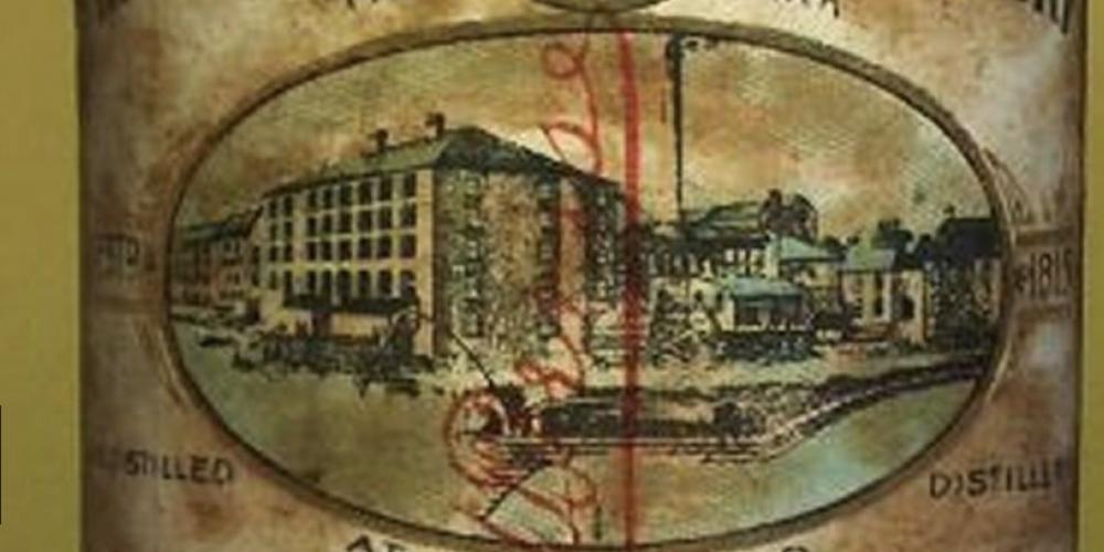 4. Pure Pot Still Whiskey de la Destilería Galway de la isla Nun a 200,000 dólares (4 millones de pesos)