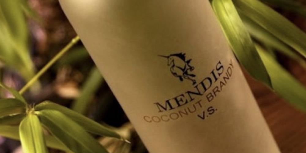 7. Brandy de coco Mendis a un millón de dólares (20.2 millones de pesos)