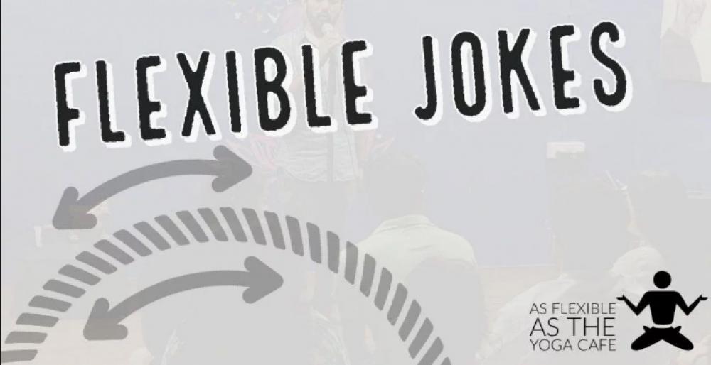 Ahmedabad- Flexible Jokes