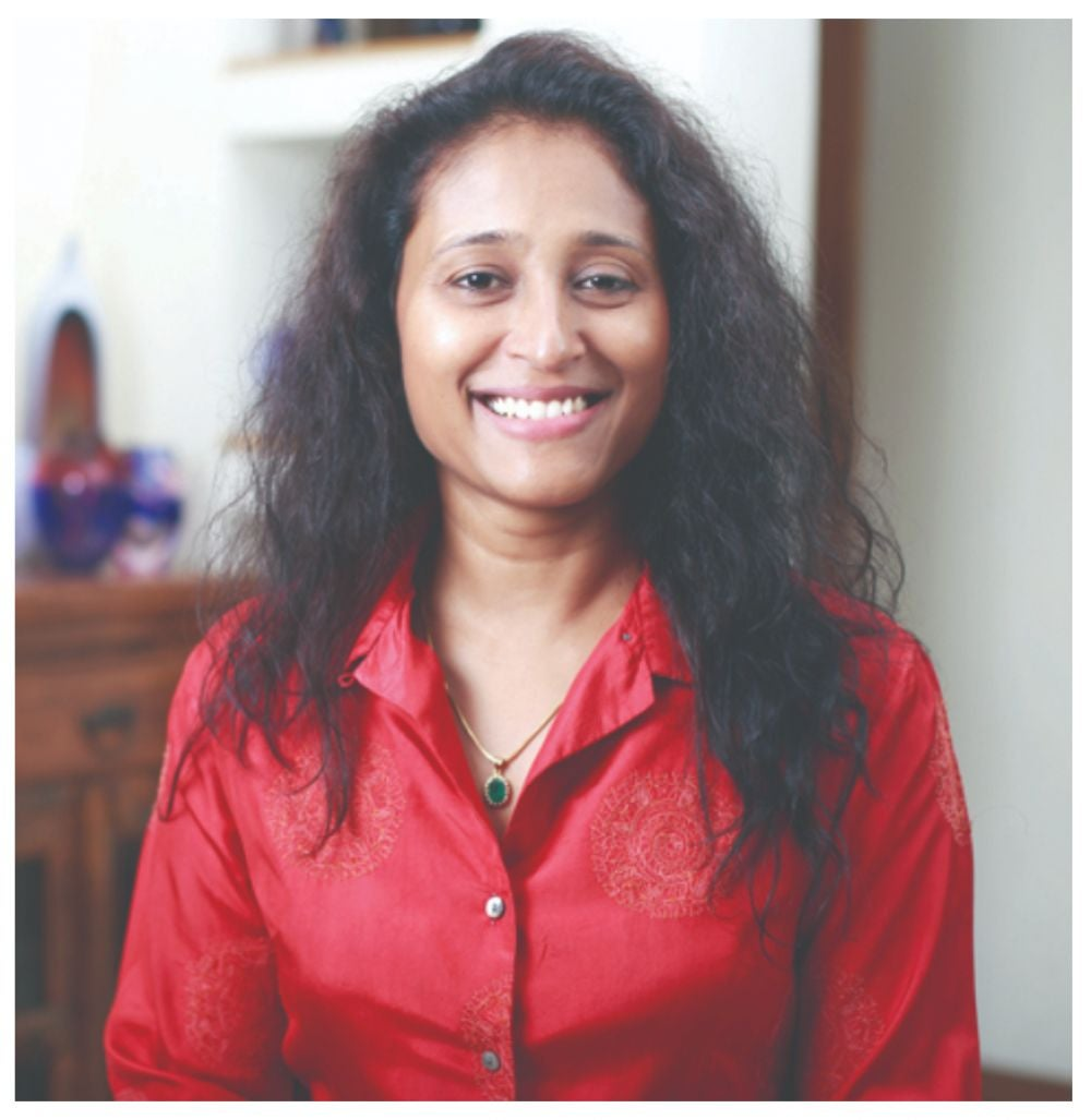 Reshmi Dey, Founder of Glass Sutra