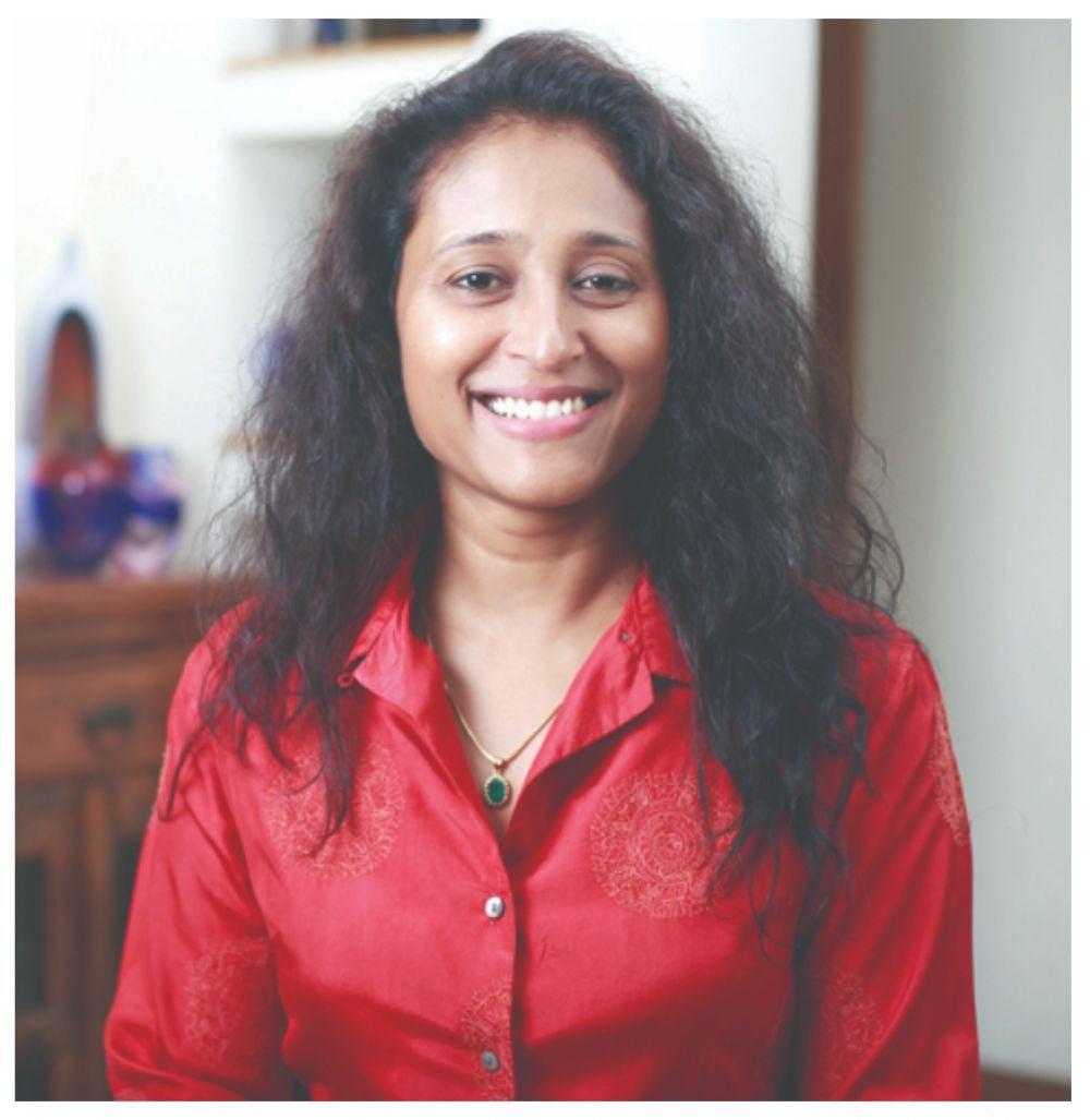 Reshmi Dey, Founder of Glass Sutra