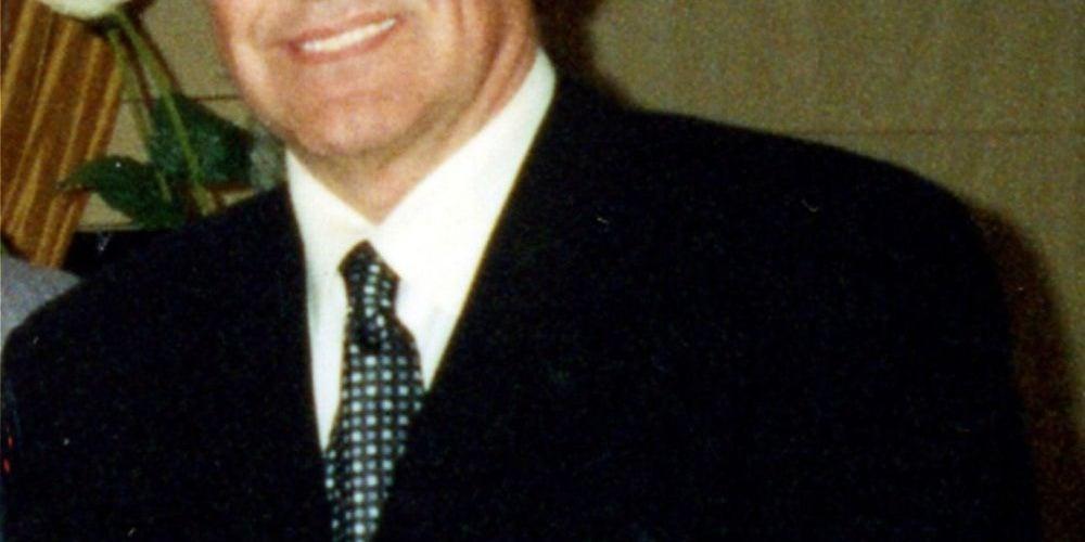 John Visconti, former CEO of now bankrupt firm Axium International