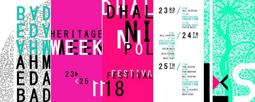 Ahmedabad- Celebrate The Heritage Week