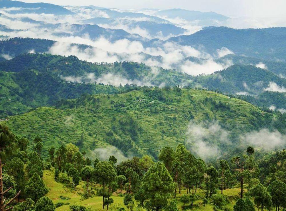 Delhi to Lansdowne, Uttarakhand