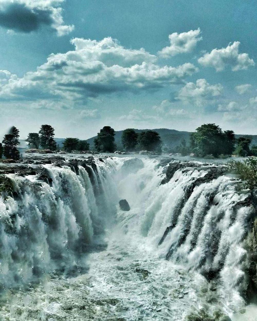 Chennai to Hogenakkal Falls