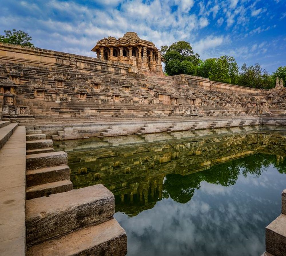 Ahmedabad to Modhera