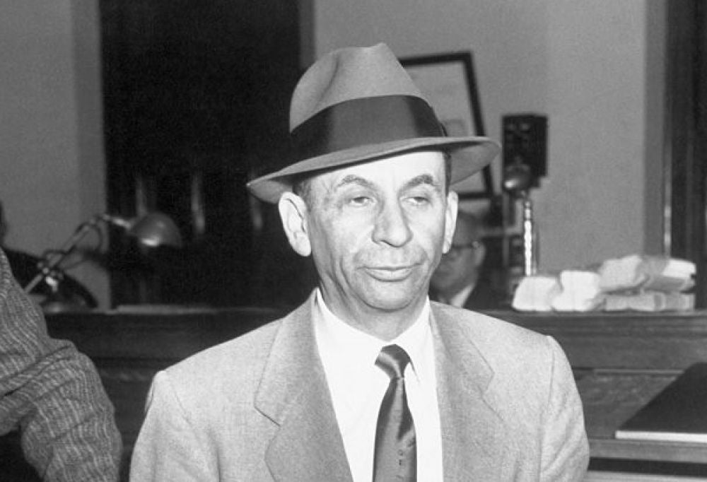 Meyer Lansky, $600 million