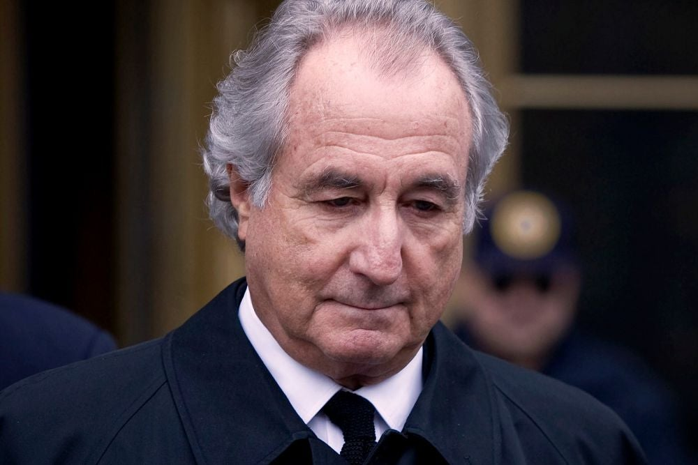 Bernie Madoff, $820 million