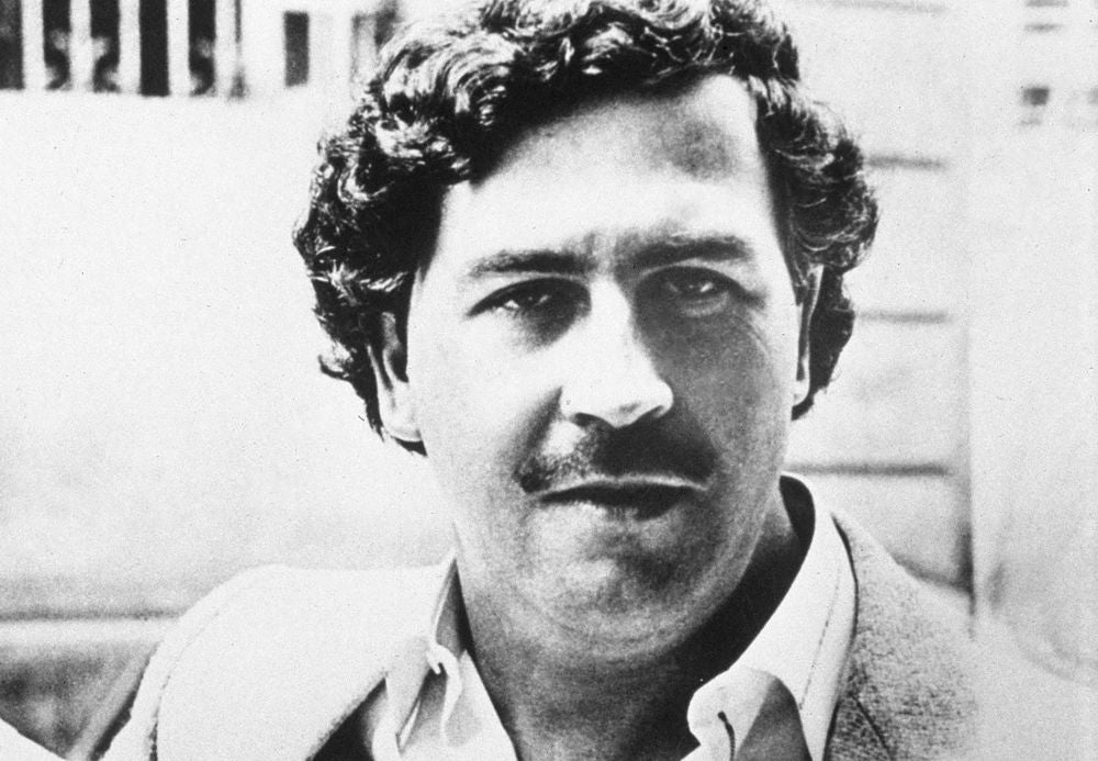 Pablo Emilio Escobar, $122 billion