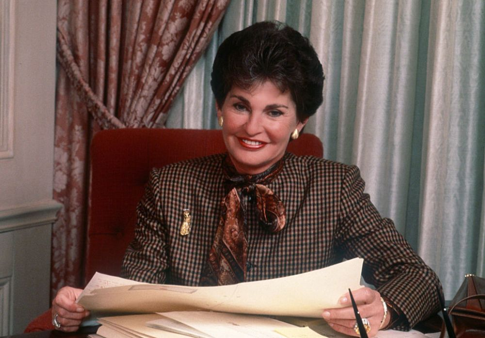 Leona Helmsley, $2 billion