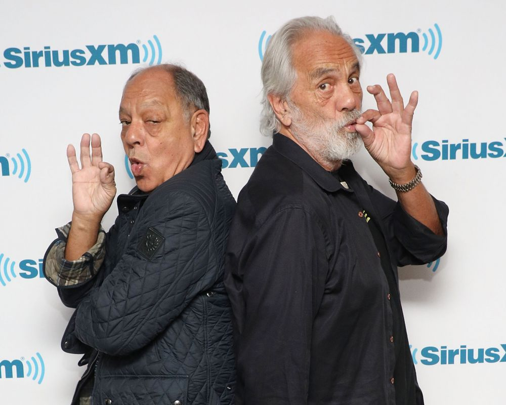 Cheech Marin & Tommy Chong