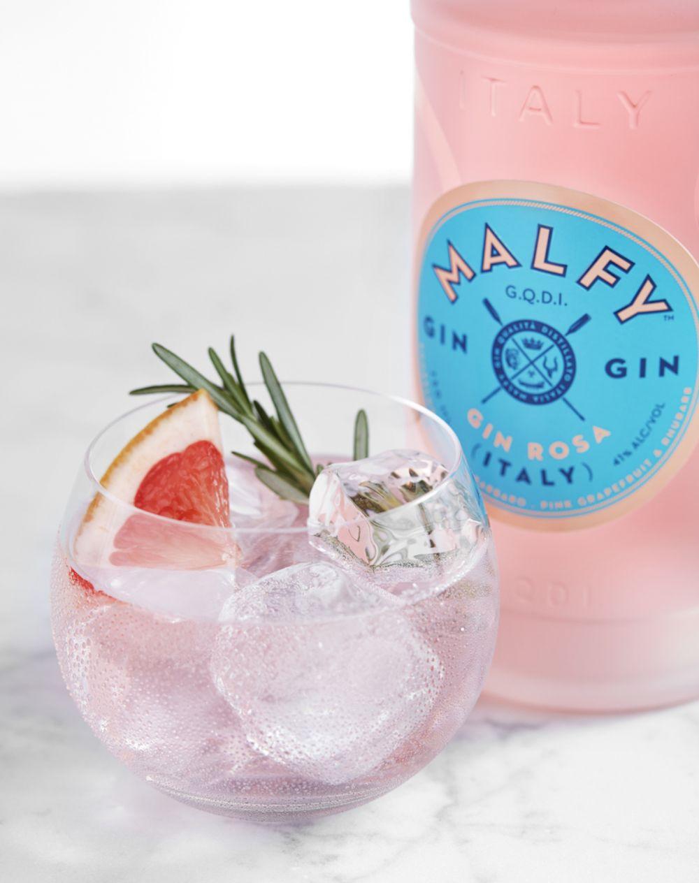 Rosa Gin & Tonic
