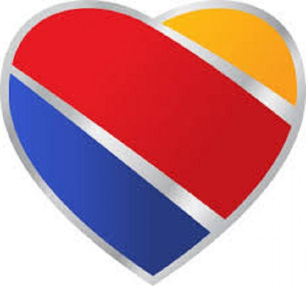 10. Southwest Airlines
