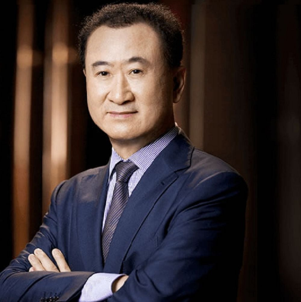 1. Wang Jianlin