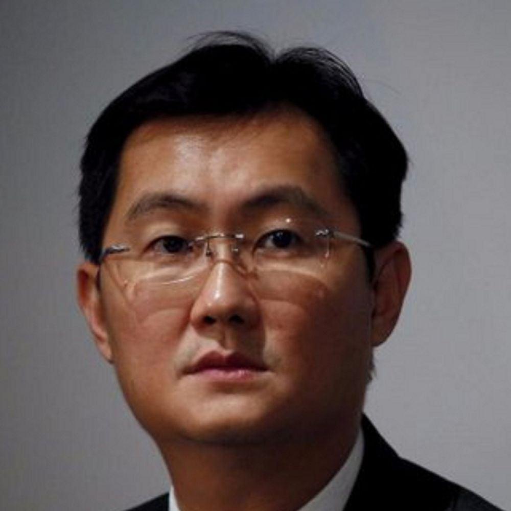 3. Ma Huateng