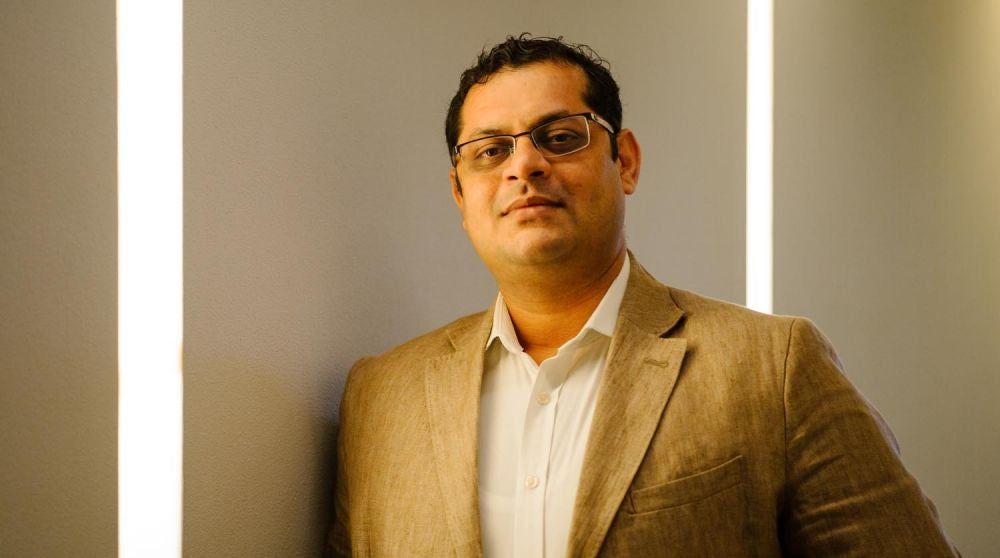 Vaibhav Dabhade, founder-CEO, Anchanto (Singapore)