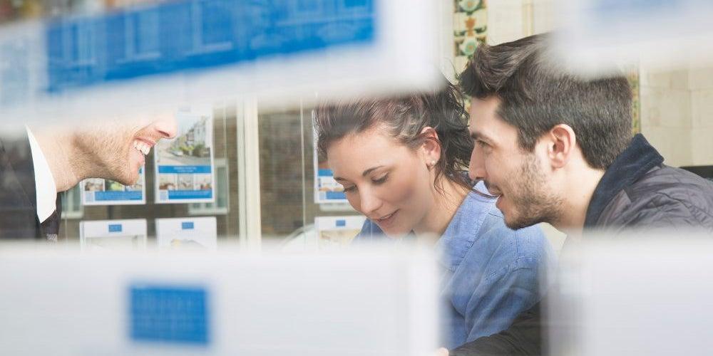 Business idea: Real estate agent