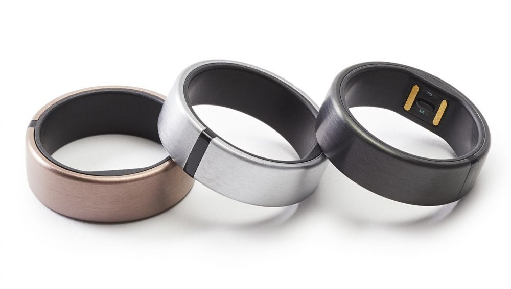 A ring that does it all, from activity tracking to online security.