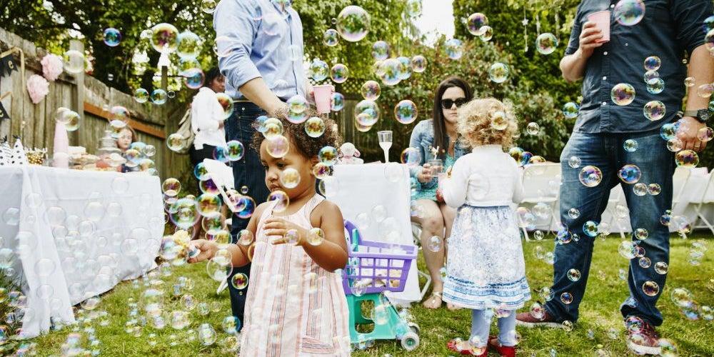 Business idea: Children's party planner