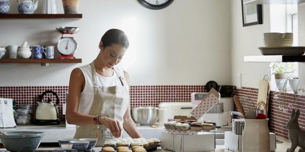 Business idea: Home-based bakery