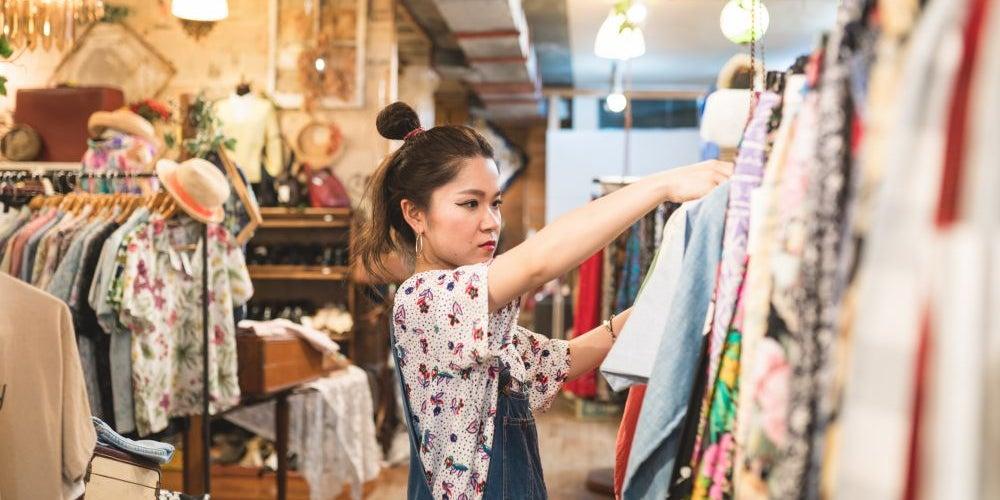 Business idea: Vintage clothes dealer