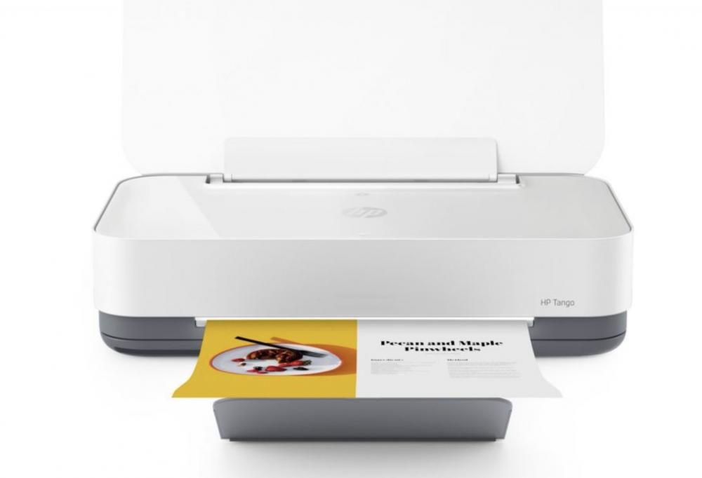 2. La primera impresora inteligente