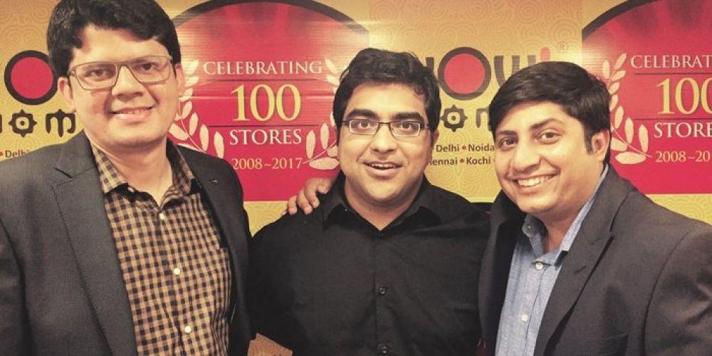 Sagar Daryani, 31 l Vinod Homagai, 32 & Shah Miftaur Rehman, 31