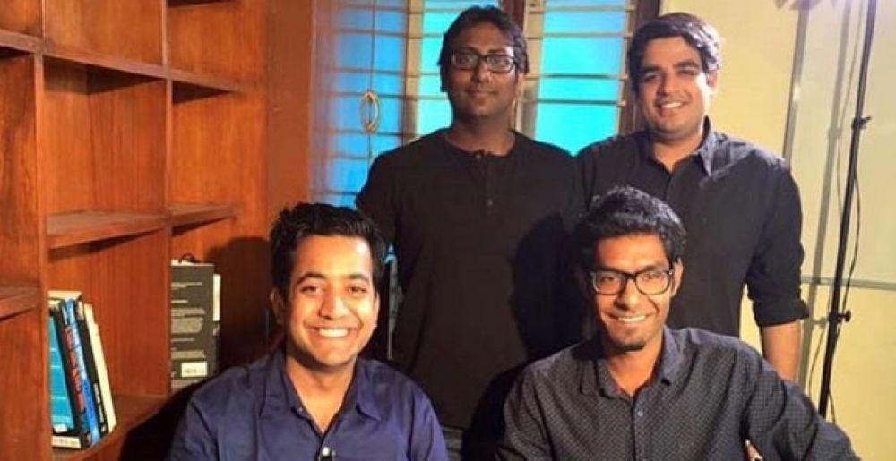 Gaurav Munjal , 27 Roman Saini, 25 and Hemesh Singh, 25