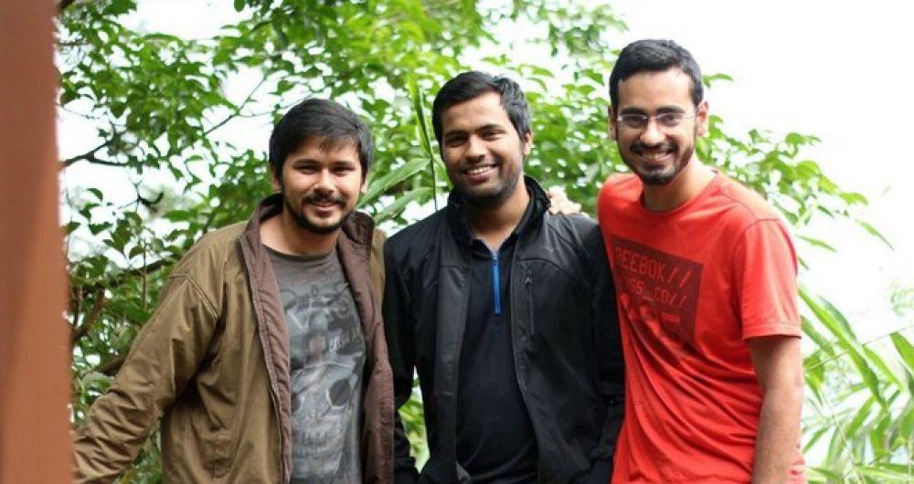 Farid Ahsan , 25, Bhanu Pratap Singh, 26 & Ankush Sachdeva, 24