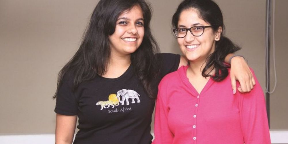 Janhavi Joshi, 25 and Nupura Kirloskar, 25