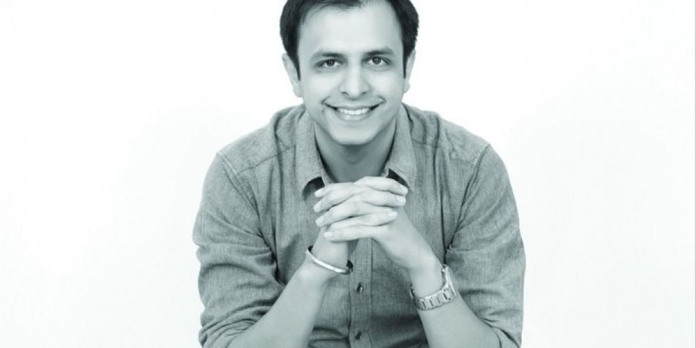 Manan Khurma, 31, Founder And CEO, Cuemath