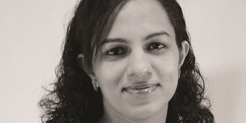 Anisha Singh, 34, Co-Founder, Letternote, 2012