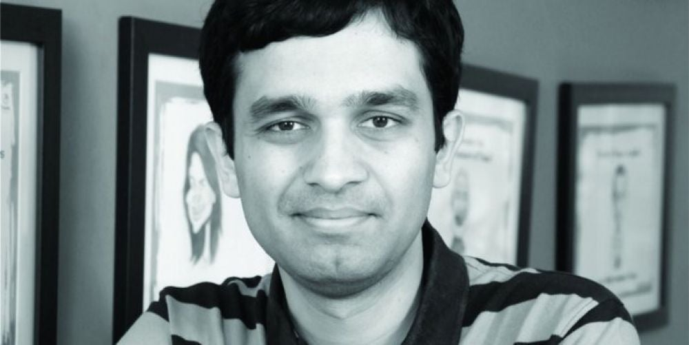 Sidharth Gupta, 32, Founder, Treebo Hotels