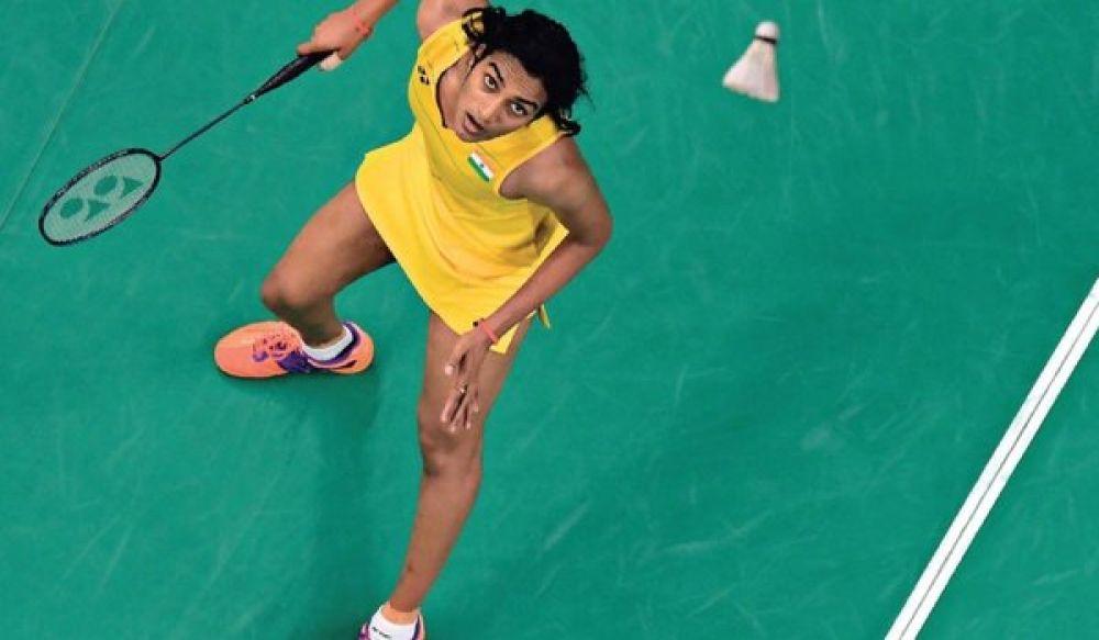P V Sindhu, 21, Sports Personality